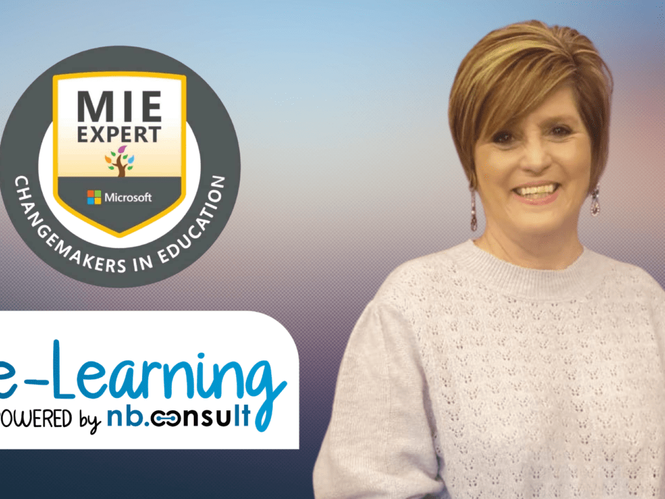 Charmaine Cowell - Microsoft Innovative Educator Expert