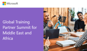 microsoft global training summit for middle east and africa