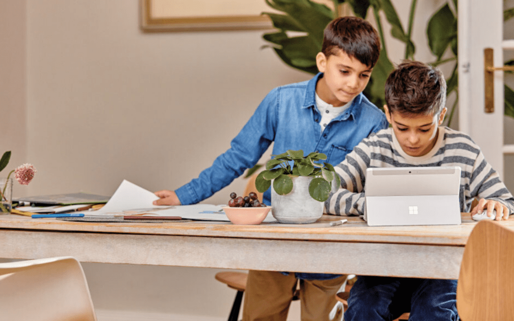 Making the transition to remote learning