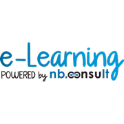 e-learning by nbconsult logo